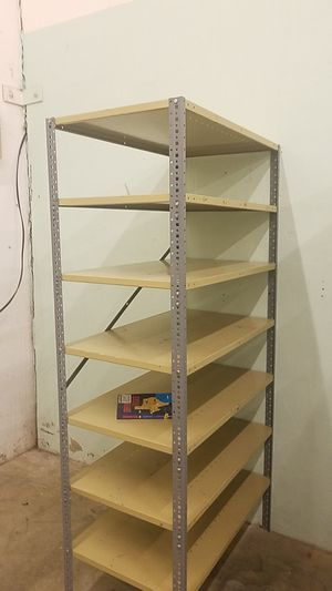 Metal Shelving for Sale in Richardson, TX