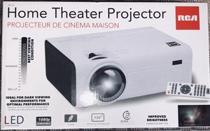 "RCA 150"" Home theater projector for Sale in Vista, CA"
