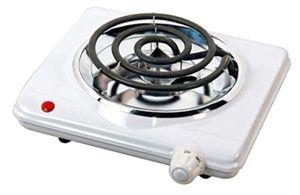Brentwood Electric Single Burner 1000 W Table Top Cocina Fogón Eléctrico de una Hornilla Blanco TS-320 for Sale in Miami Shores, FL