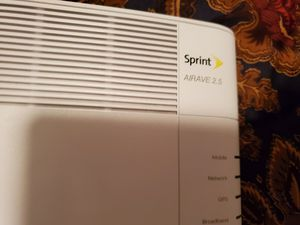 SPRINT AIRWAVE BOX for Sale in Johnson City, TN
