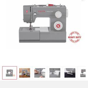 Singer Sewing Machine 280.00 OBO for Sale in Costa Mesa, CA