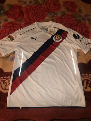 sports shoes 5b93a 4a750 Chivas jersey autographed and in very nice condition size is ...