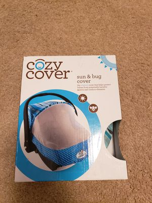 New Baby Car Seat Cover for Sale in Hillsboro, OR
