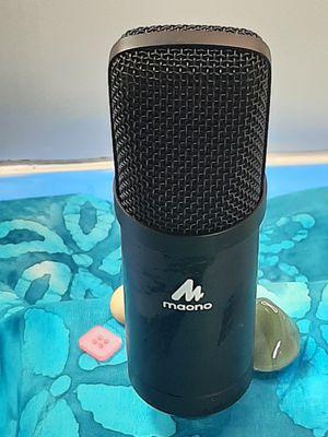 USB MAONO MICROPHONE for Sale in Franklin, MA