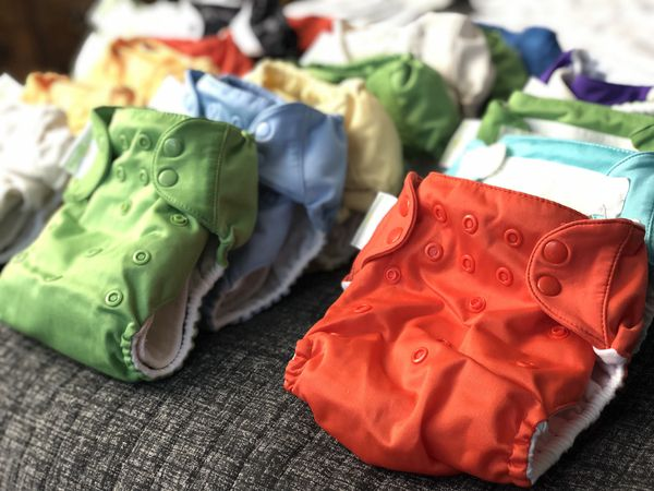 Bum Genius & Flip Cloth Diapers