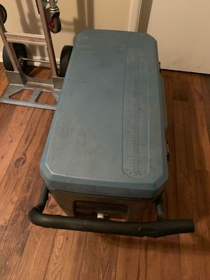 Cooler large cooler for Sale in Stone Mountain, GA