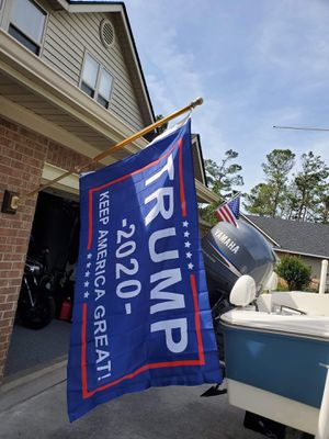 1 Trump 2020 3' x 5' Flag 🇺🇸 for Sale in FL, US