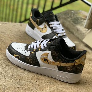 B & G Splatter AirForce 1 Customs for Sale in Greensboro, NC