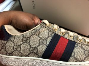 AUTHENTIC GUCCI ACES for Sale in Brandon, MS