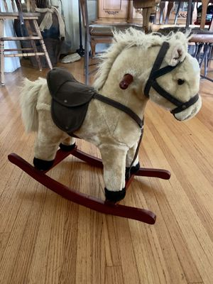 Antique wood horse for Sale in Long Beach, CA