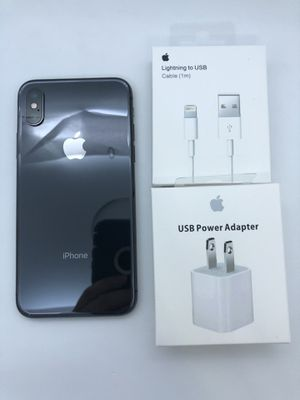 iPhone X 64GB Factory Unlocked Any Carrier Excellent Condition! for Sale in Hallandale Beach, FL