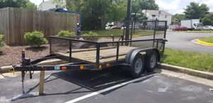 6 by 12 utility trailer for Sale in Alexandria, VA