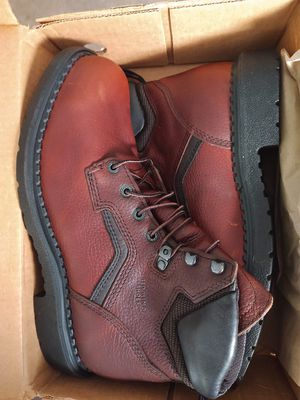 RED WING WORK BOOTS for Sale in Salisbury, MD