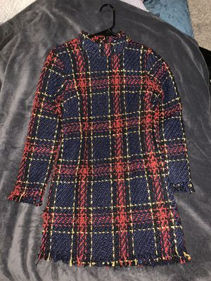 Dress, plaid, vintage-like, clothing for Sale in Alta Loma, CA