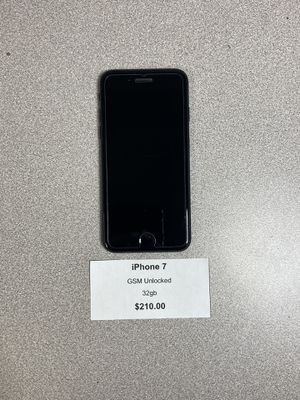 iPhone 7 GSM Unlocked 32gb for Sale in Irwin, PA