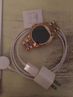Micheal kors smart watch for Sale in Hudson, FL