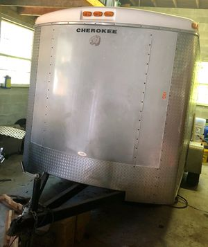 Cherokee enclosed trailer. In good condition. 6x12 for Sale in New Port Richey, FL