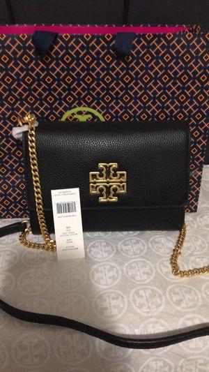 Tory Burch crossbody wallet 100% authentic for Sale in Winter Garden, FL