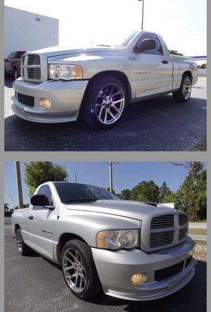 Dodge Viper truck Ram SRT-10 for Sale in Miami, FL