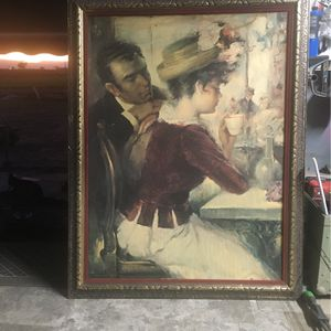 Vintage Painting for Sale in Ceres, CA