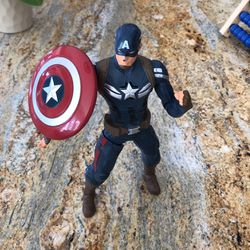Captain America Action Figure for Sale in Schaumburg,  IL