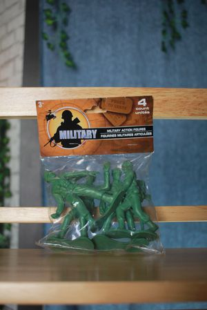 Army Men • Military Action Figures for Sale in Lawrenceville, GA