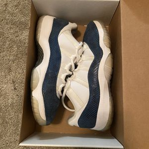 Jordan 11 Snakeskin lows for Sale in Raleigh, NC