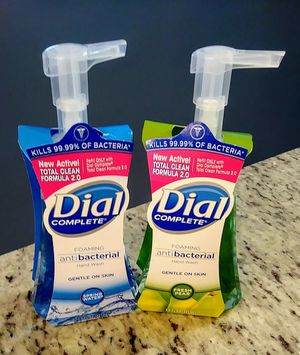 Dial Foaming Hand Wash Set for Sale in Miami, FL
