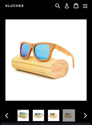 Bamboo Sunglasses for Sale in San Diego, CA