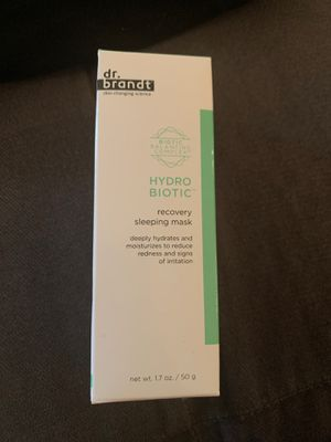 Dr. Brandt Hydro Biotic Recovery Sleeping Mask for Sale in Chesapeake, VA