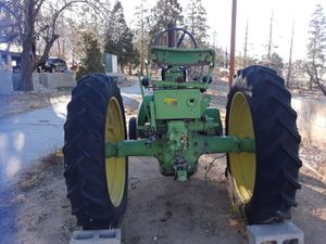 1956 Model A John Deere tractor for Sale in Pearblossom, CA