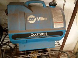 Miller coolmate 4 tig welder cooler. for Sale in Miami, FL