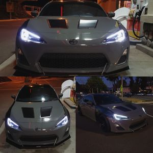 Car led headlights kit leds kits are super bright lights for Sale in Bloomington, CA
