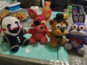 Five Nights at Freddy's . Plushy for Sale in Kent, WA
