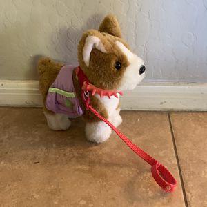 Corgi American Girl Doll Accessory for Sale in Peoria, AZ