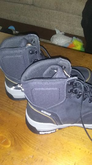 Carhartt composite toe work boots size 10 for Sale in Everett, WA