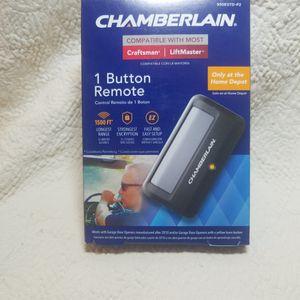 Garage Door Remote Chamberlain Craftsman Liftmaster for Sale in San Diego, CA