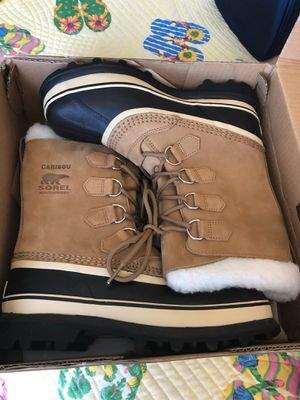 New Ladies Sorel Caribou Boots Size 8 for Sale in Rockville, MD