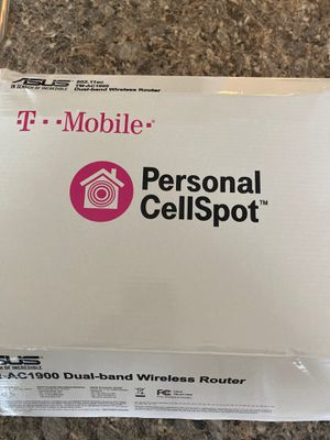 New wi-fi cellspot router T-mobile for Sale in Winter Haven, FL