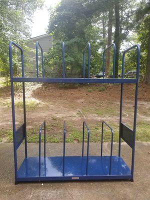 2 ULINE RACKS for Sale in Suwanee, GA