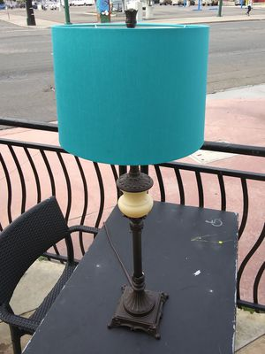 Table lamp for Sale in San Diego, CA