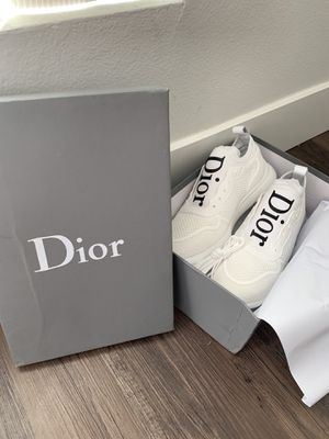 Dior Women's Sneakers Size US 7.5 / EU 38 for Sale in Los Angeles, CA