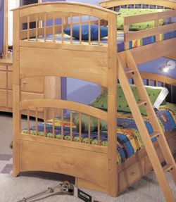 Bunk Bed Bedroom Set for Sale in Newton,  MA
