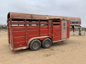 3 horse Trailer Gooseneck for Sale in San Diego, CA