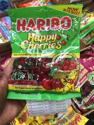 haribo happy cherries for Sale in Chicago, IL
