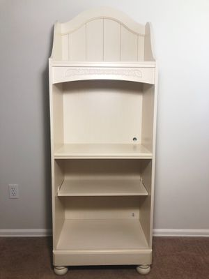 """Ashley Furniture Cottage Retreat 67"""" Bookcase in Cottage Cream for Sale in Boulder, CO"""