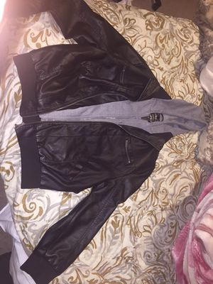 Leather jacket for Sale in Salt Lake City, UT