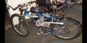 Schwinn 212cc Predator Motorized Bike for Sale in San Jose, CA