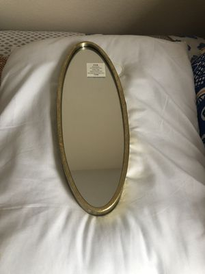 Oval Decorative Mirror for Sale in Mount Juliet, TN