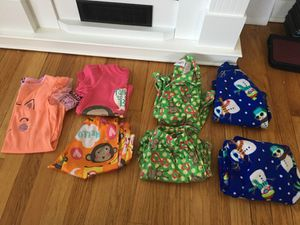 Kids clothes pajamas for Sale in Roseville, MI